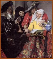 Jan Vermeer De koppelaarster (The Procuress, 1656).jpg