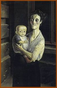 Otto Dix. Mutter mit Kind (1921).jpg
